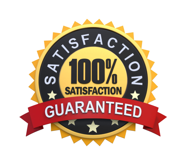 Website designers with satisfaction guarantees