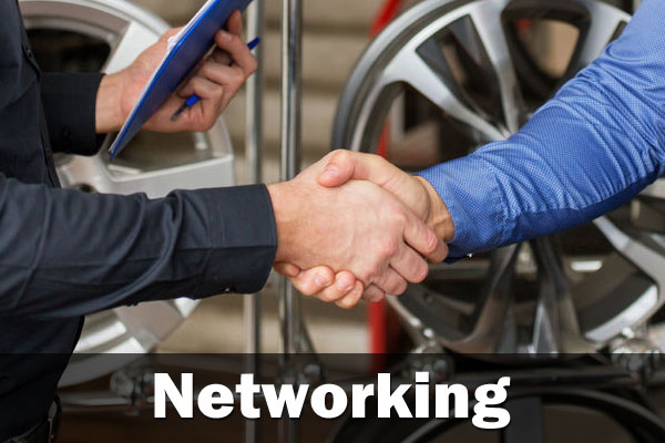 Automotive Business to Business Networking