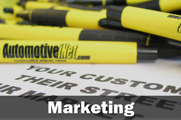 Website & Marketing Services for Auto Related Businesses